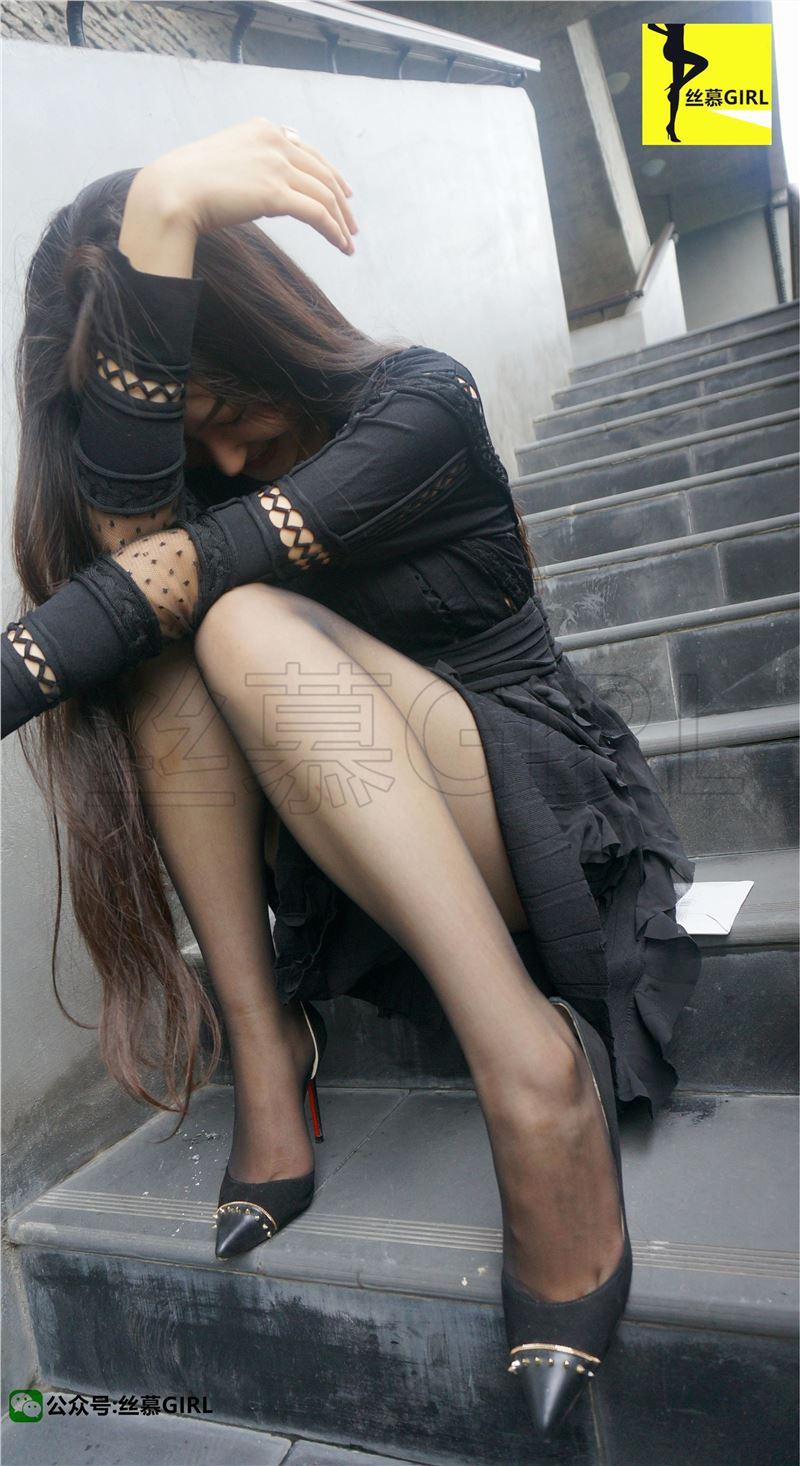 【博狗扑克】丝慕写_真  第005期 模特:尹主管 丝密系列-《西西里的美丽传说》