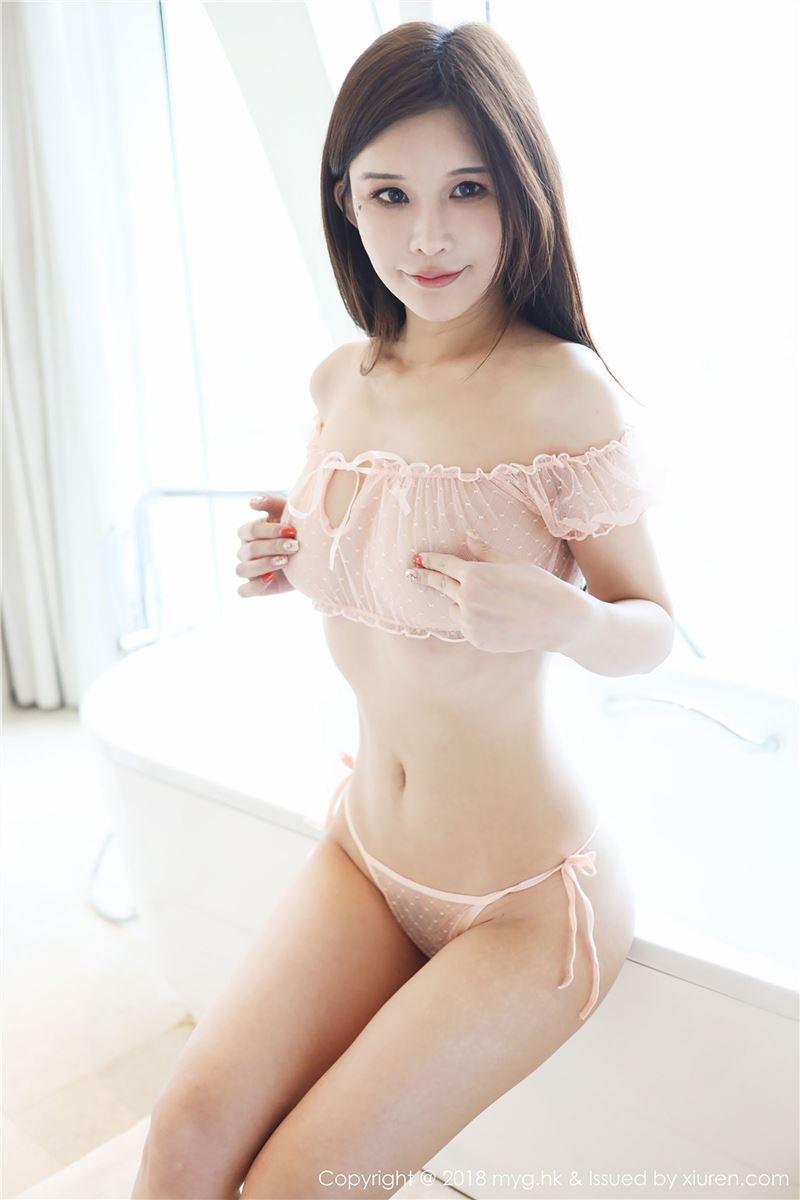 [MyGirl美媛馆]2018.10.24 Vol.323 张雨萌